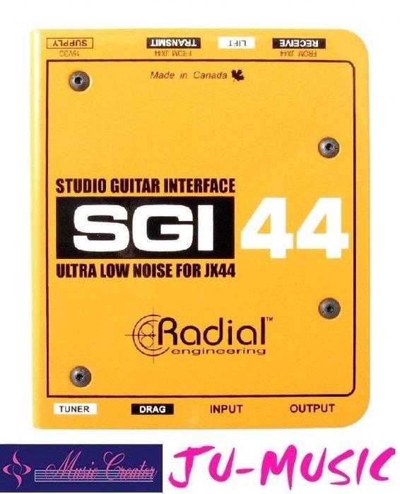 造韻樂器音響- JU-MUSIC - Radial SGI-44 Extender  DI 『公司貨,免運費』