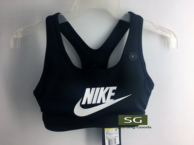 S.G Nike Classic Swoosh Futura 黑白 LOGO 中強度 內衣 899371-010