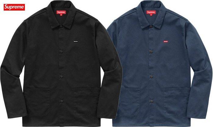 【超搶手】全新正品 2017 AW Supreme Shop Jacket Box Logo 夾克 外套