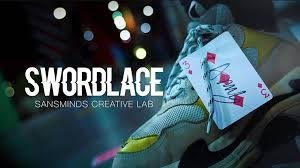 鞋帶找牌 Pro Series: Swordlace White by SansMinds Creative