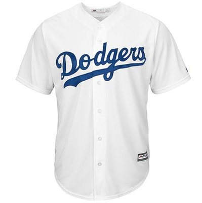 MLB 美國大聯盟 正品 Majestic 洛衫磯 道奇隊 Dodgers 球衣 棒球衣 青年版 兒童版 生日禮