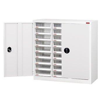 《瘋椅世界》OA辦公家具 全系列 A4X-327HD (加門型)三排落地型樹德櫃/效率櫃/檔案櫃/收納櫃/公文櫃/資料櫃