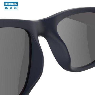 爆款 韓版迪卡儂旗艦店6-10歲兒童太陽鏡男女童墨鏡防曬防紫外線眼鏡 QUOP