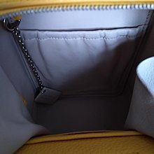 Sonia Rykiel 極簡方形鵝卵黃 LE PAVÉ PARISIEN包包 50週年紀念包 二手包包