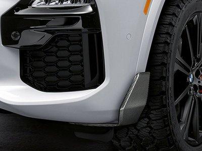 【樂駒】 BMW X5 G05 M Performance 原廠 空力 Carbon 碳纖維 前下 側飾板 側翼 輕量化