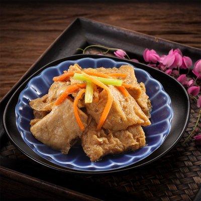 冷凍小菜包-紅燒豆皮