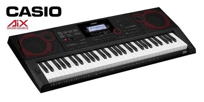 ☆唐尼樂器︵☆ CASIO 卡西歐 CT-X3000 61鍵高階電子琴/伴奏琴(加贈琴袋/大延音踏板等超值配件)