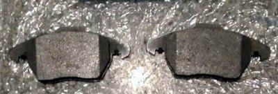 VOLKSWAGEN Tiguan 一代 專用  前 煞車來令 煞車皮