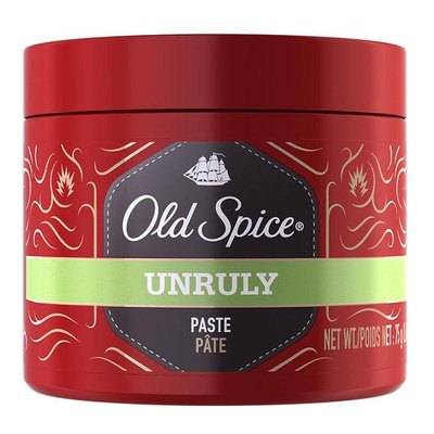 【Old Spice 歐仕派】 經典老牌髮蠟-UNRULY(6.64oz/75g) 【0778】