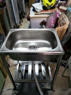 大高雄最便宜~全家福二手貨~全新 1.8尺水槽~洗手台900元就讓您帶回家