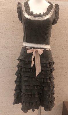 Christian Dior法式小洋裝