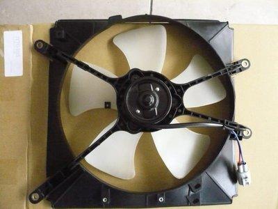材料達人 TOYOTA 豐田 COROLLA 93 94 95 (1993-1995年) 水箱風扇 冷氣風扇 水扇 冷扇 水箱散熱風扇