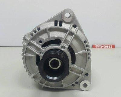BENZ W202 M104 1993-1997 發電機 (90A升級120A用) (外匯整新品) 0120465014