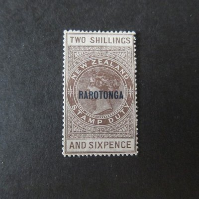 【雲品】庫克群島Cook Islands 1926 Sc 86 MH