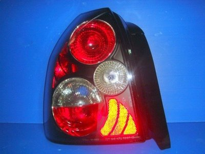 小亞車燈╠ 全新炫風版 喜美 K8 3門 黑框 尾燈 TYC製 特價中