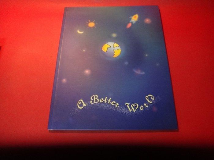 【愛悅二手書坊 11-18】a Better World    (內附光碟)