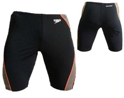 推進# SPEEDO速比濤-大母 男士五分游泳褲 齊膝泳褲遊泳褲 速幹潛水短褲 遊泳裝備