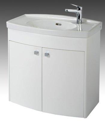 《☆台北三和淋浴拉門☆》TOTO-L270C面盆專用烤漆浴櫃 (不含TOTO面盆) 網路價 NT$8000元