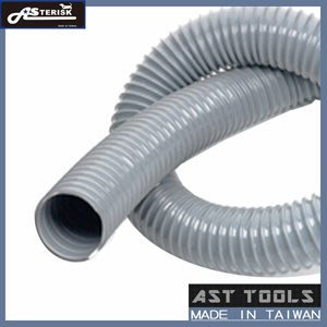 "[AST Tools][木工配件-風管類]DY-212-15 PVC HOSE風管 2-1/2""x15尺(高品質台灣製)"