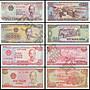 森羅本舖 現貨實拍 越南盾 11張一套 200-50萬 越南 鈔票 真鈔 無折 外幣 塑料鈔 紙鈔 鈔 透明 全新