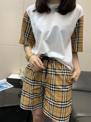 《巴黎拜金女》上身超級吸睛面料巨舒適T卹搭配鬆緊帶短褲