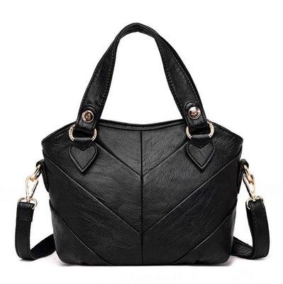 【時尚包坊】新款歐美時尚手提包女士單肩斜挎簡約百搭小包 YF05.03