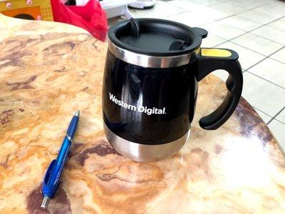 威騰 western digital   SELF STIRRING MUG 不鏽鋼自動攪拌杯