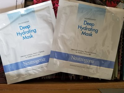 Neutrogena Deep Hydrating Mask x1
