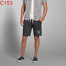 【西寧鹿】AF a&f Abercrombie & Fitch HCO 短褲 絕對真貨 可面交 C153