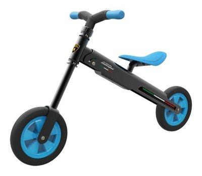 【吉嘉食品】藍寶堅尼折疊式平衡滑步車 LMB-T700 *無法超取*[#1]{4713869700191}