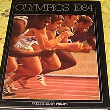 雜誌 1984 美國阿特蘭大OLYMPICS 奧運特刊
