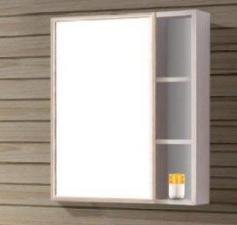 FUO衛浴: 60X70公分  合金材質櫃體  鏡櫃
