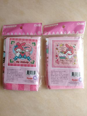 Sanrio My Melody 中型面巾