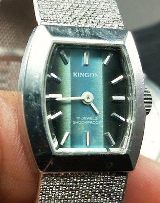 OQ精品腕錶   瑞士手上鍊腕錶機械錶玻璃鏡面不含龍頭20MM行走正常
