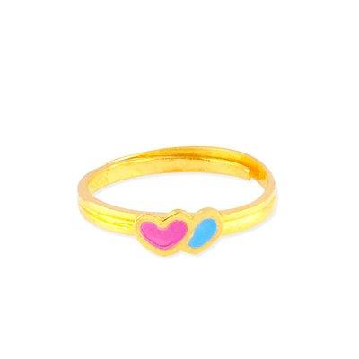 【JHT 金宏總珠寶/GIA鑽石】0.67錢 愛心黃金戒指 (請詳閱商品描述)