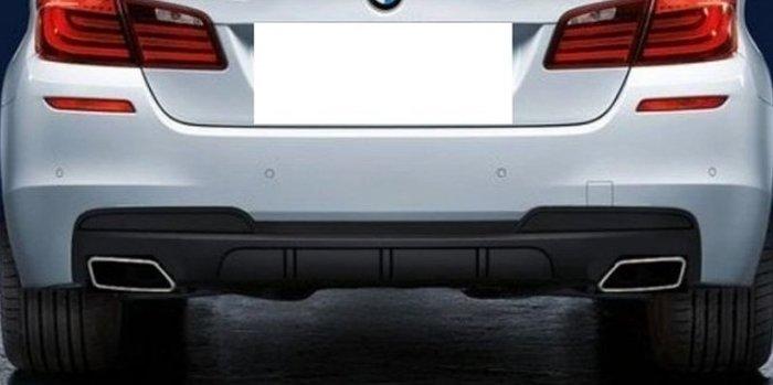 【樂駒】BMW 5 Series F10 F11 550i M550d M Performance 原廠 後下擾流 空力