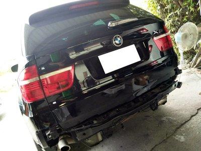 DJD19071548 BMW X5 E70 板烤整新服務 依現場報價為準