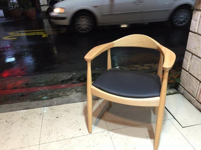 【 一張椅子】Hans J.Wegner The Chair 牛角椅.復刻版 出清特價