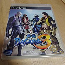 PS 3 game 戰國3