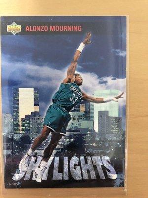 NBA卡,籃球卡,球員卡,球卡, Alonzo Mourning