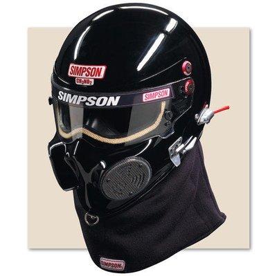 DNS部品 美國原裝 Simpson Snell 2010 CH3NO2 跑車 房車 賽車 碳纖維全罩式安全帽