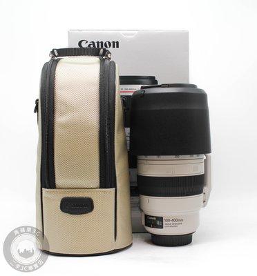 【台南橙市3C】Canon EF 100-400mm f4.5-5.6 L IS II USM 大白兔 #55969