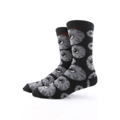 [Spun Shop]Mishka Keep Watch Pattern Socks眼球中筒襪