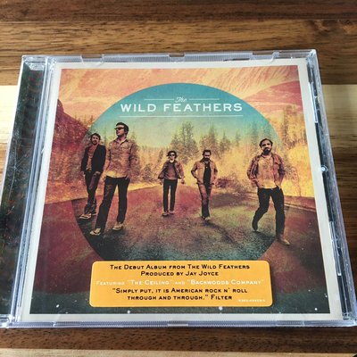 [BOX 4] The Wild Feathers