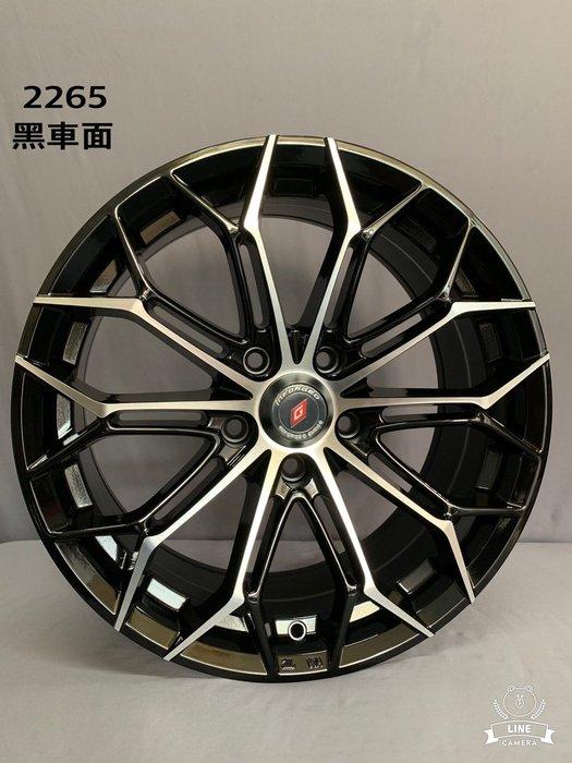 +OMG車坊+全新北德文鋁圈 2265 17吋鑄造品 5X100 114 7.5J ET38 多樣化顏色