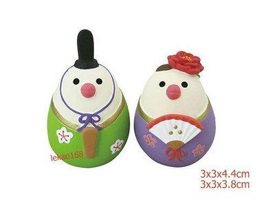 日本Decole concombre 新年快樂賞櫻趣文鳥甜蜜兔女兒節組 [新到貨   ]