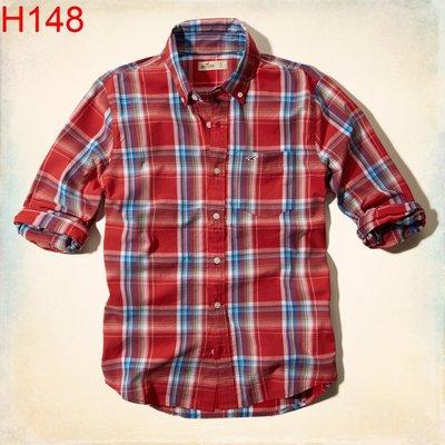 【西寧鹿】  AF a&f Abercrombie & Fitch HCO 襯衫 絕對真貨 美國帶回 可面交 H148