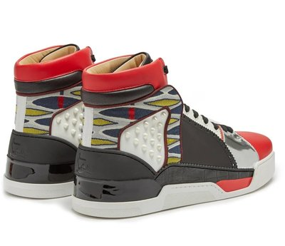 Christian Louboutin CL紅底鞋 spikes 筒靴 鉚釘 籃球鞋 sneakers trainers