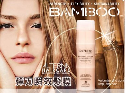 ALTERNA BAMBOO系列 彈力...