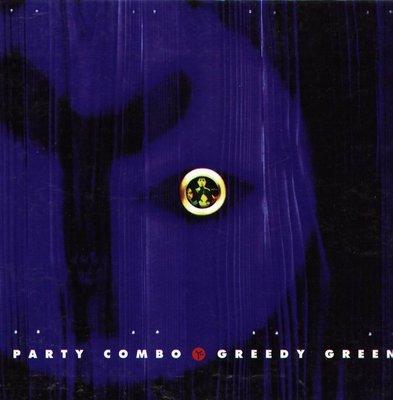 K - GREEDY GREEN - PARTY COMBO - 日版